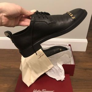 Authentic Salvatore Ferragamo 2019 Shoes, 9